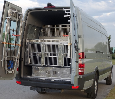 if youu0027re looking for the finest custom aluminum dog crates and equipment boxes available you just came to the right site pictures barely describe the